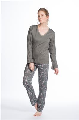 Dames Winter Pyjama Eskimo